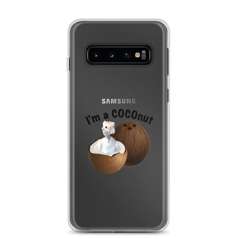 I'm a COCOnut Samsung Case